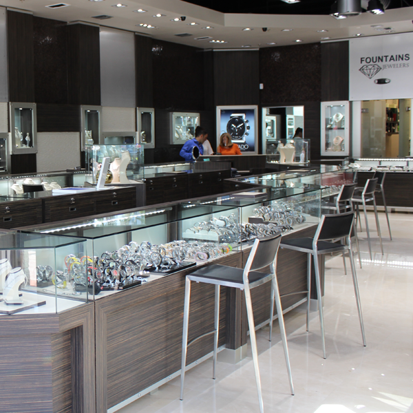 About Fountains Jewelers