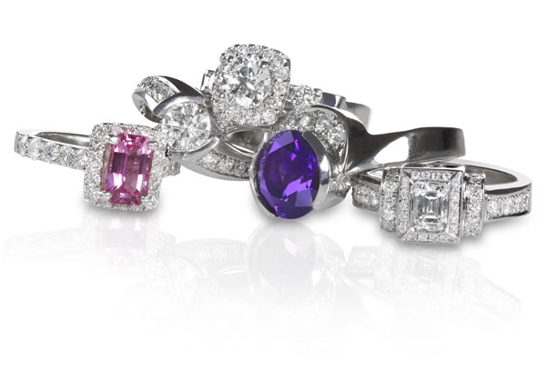Fountains Jewelers Sells Diamonds